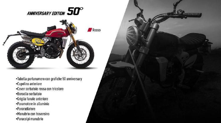 Fantic Motor Caballero 500 Anniversary (2020) nuova a
