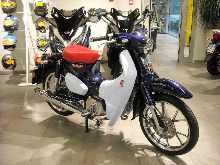Honda Super Cub C 125 (2018 - 20) nuova a Riccione