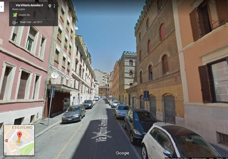 Laboratorio 141 mq in Affitto a Roma zona S.Giovanni