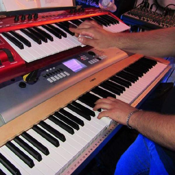 Lezioni(anche a domicilio) pianoforte