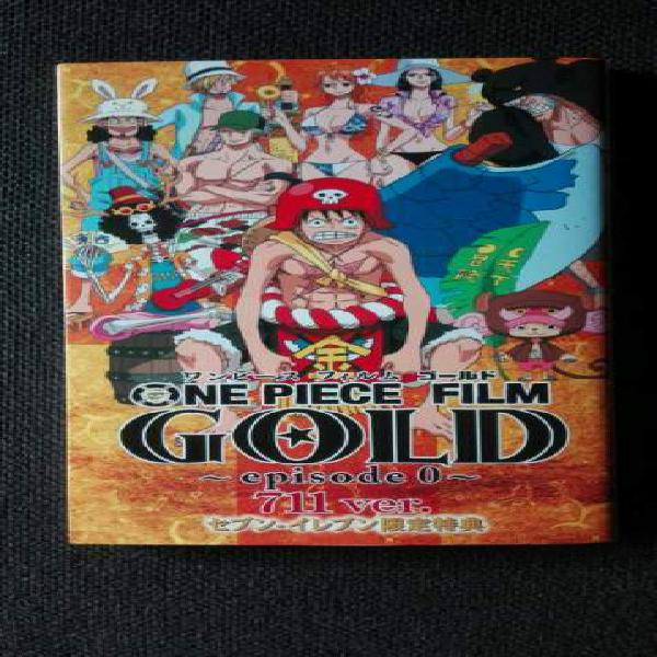 Manga one piece 711 limited gold