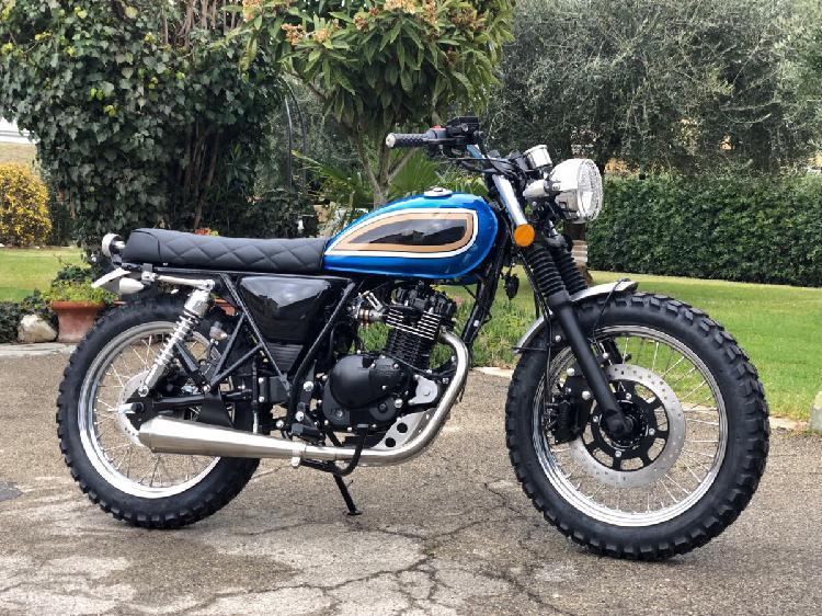 Mutt Motorcycles Super 4 125 (2019 - 20) nuova a Rimini