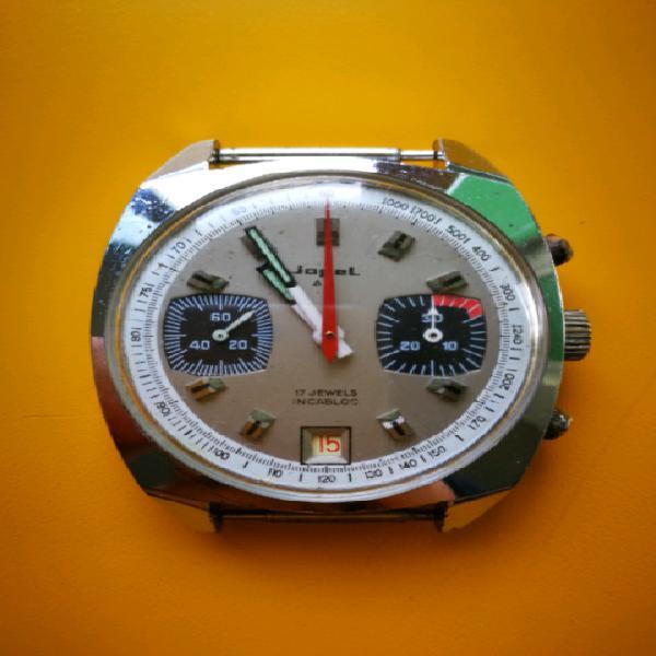 Orologio cronografo vintage valjoux 7734