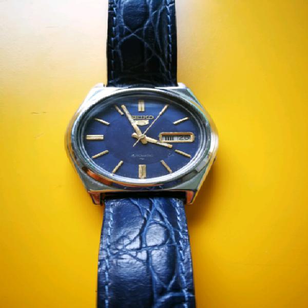 Orologio vintage seiko 5 automatico