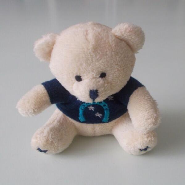 Peluche di orsetto alto cm 10 come nuovo