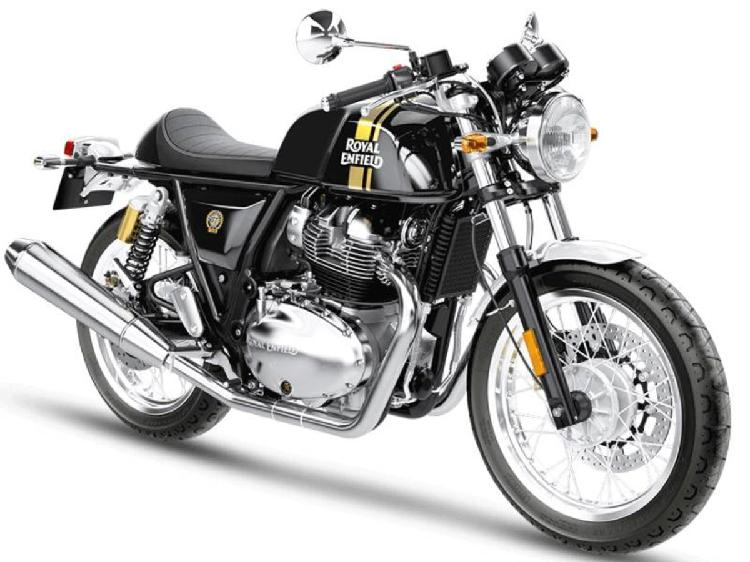 Royal enfield continental gt 650 (2019 - 20) nuova a firenze