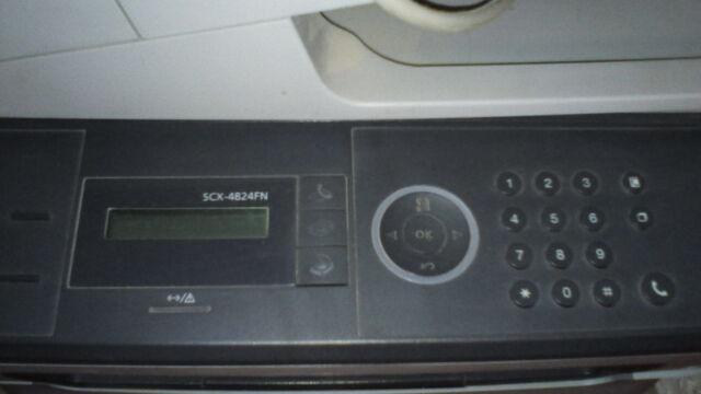Fotocopiatrice stampante e fax scx 482 fn