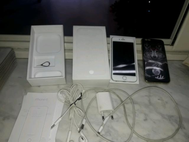 Iphone 6 16gb scatolato non funzionante