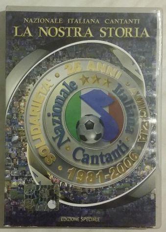 Nazionale italiana cantanti – la nostra storia (2004 –