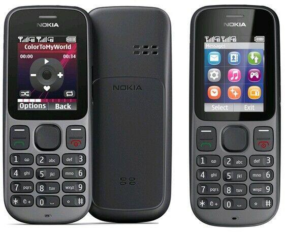 Nokia 101 dual sim.
