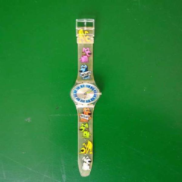 Orologio swatch quartz bambino