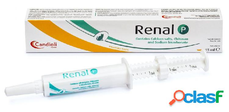 Candioli renal p - ml 15 pasta