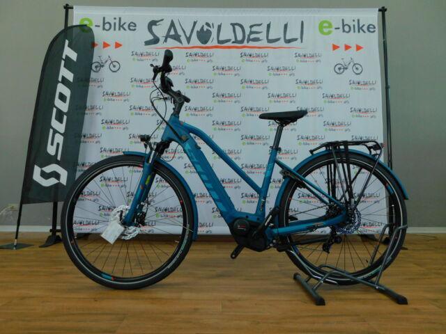 Bici elettrica a pedalata assistita scott sub sport eride