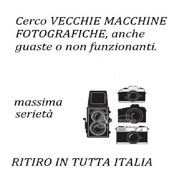 C. e. r. c. o macchine fotografiche