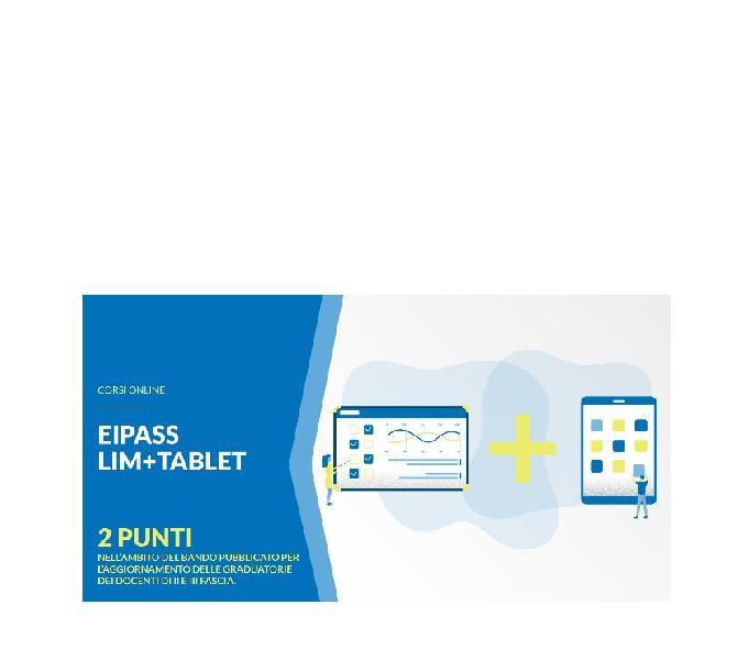 Corso lim-tablet online (in tutta italia)
