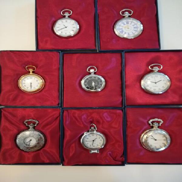 Collezione 16 orologi da tasca