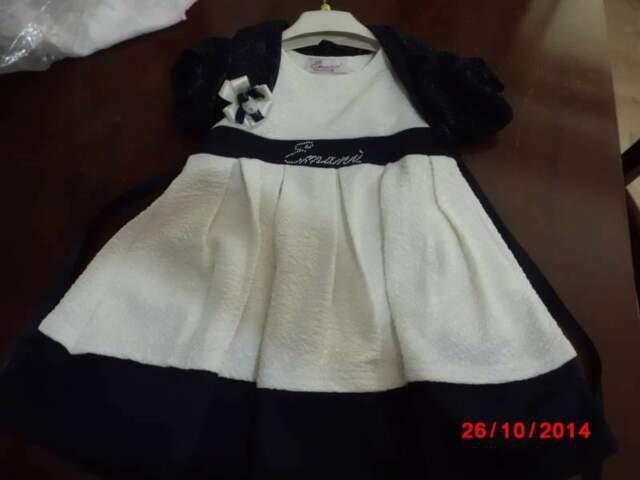 Vestito elegante bimba
