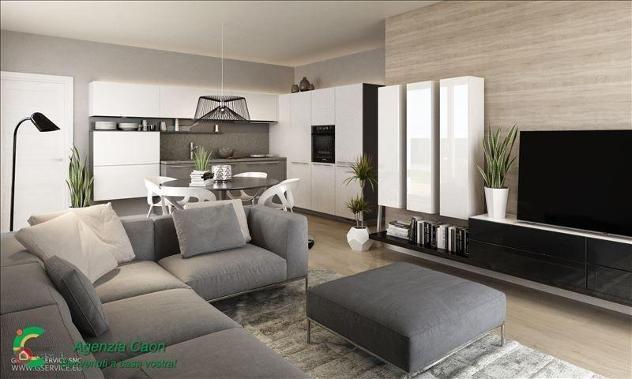 Appartamento di 90mq in VIA PAPA GIOVANNI XXIII a Cassola