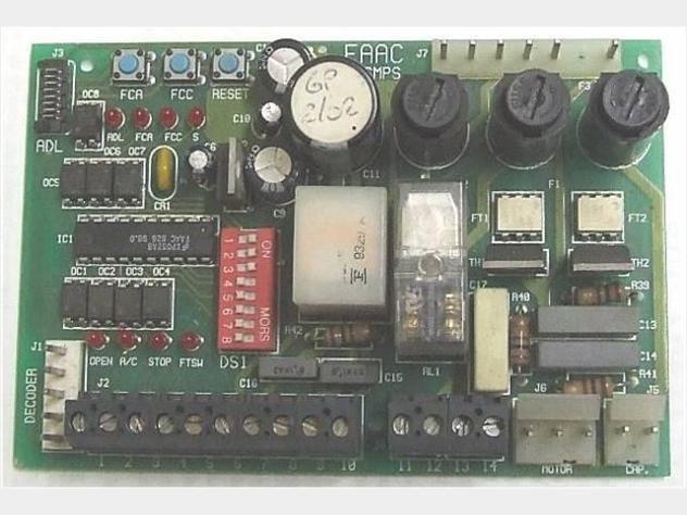 Faac 826 mps - motori 820/860