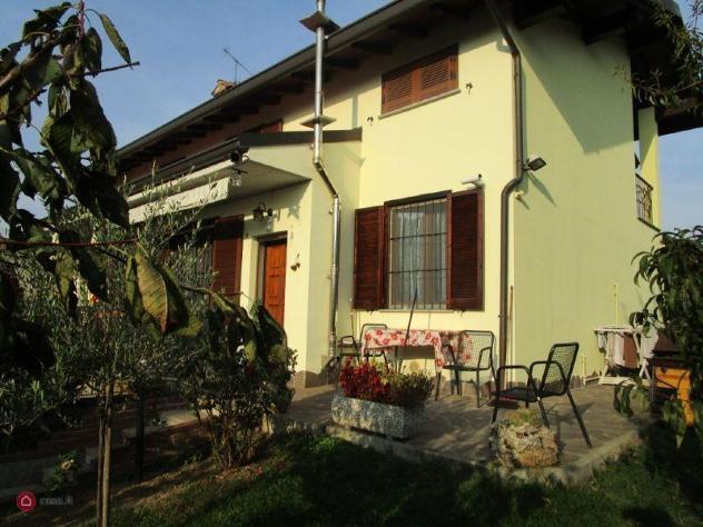 Villa di 195mq in Via Lavatelli,46 a Cassolnovo