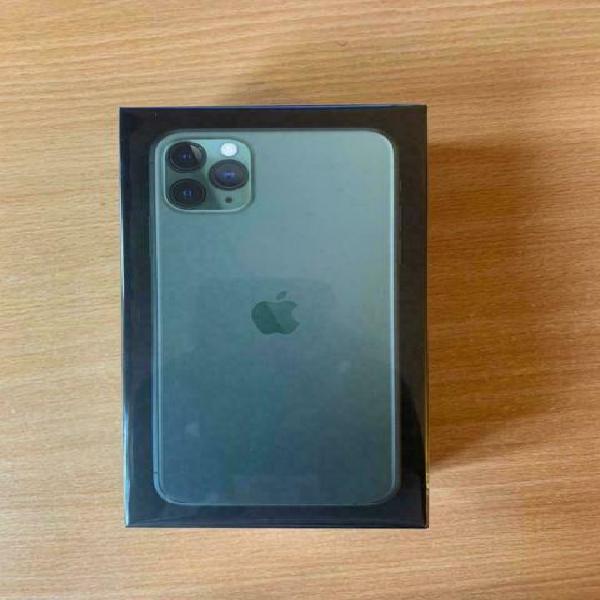Apple iphone 11 pro max 256gb space grey nuovo