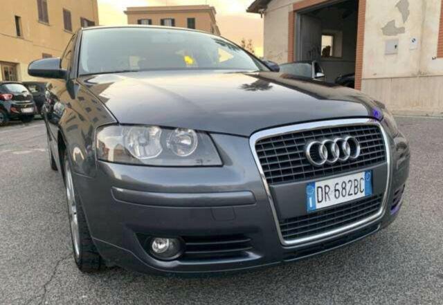 Audi a3 spb 2.0 170cv stronic ottimo stato