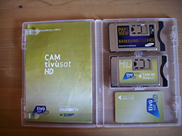 Moduli cam ci+tvsat&smartcard zap hd-modulo cam