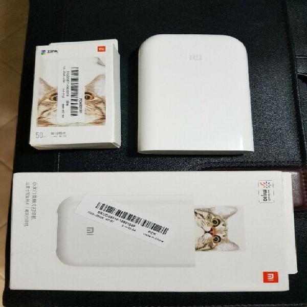 Stampante fotografica tascabile xiaomi