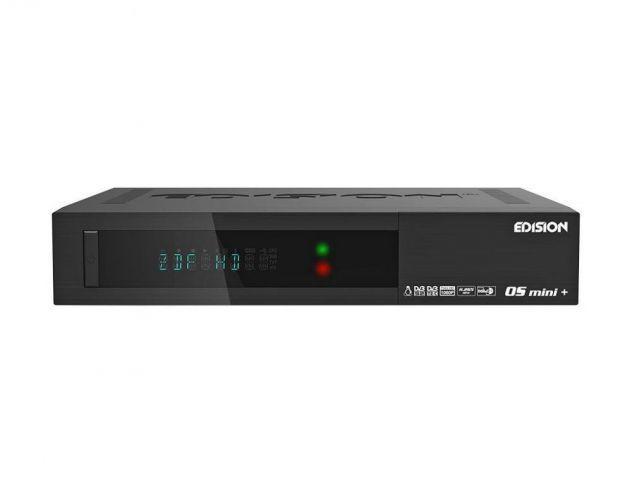decoder combo FULL HD EDISON OSMINI PLUS