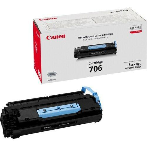 Canon cartuccia 706 nero