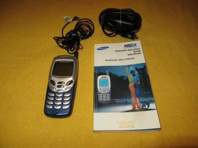 Cellulare samsung sgh-r210s