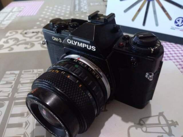 Fotocamera olympus om-3