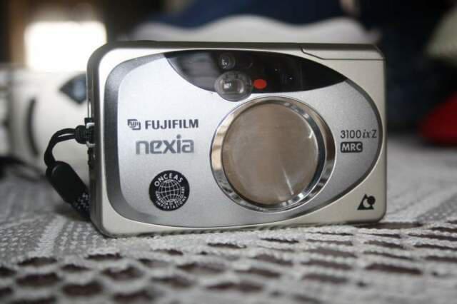 Fujifilm nexia 3100 ix z mrc camera