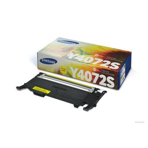 Hp inc clt-y4072s/els toner yellow