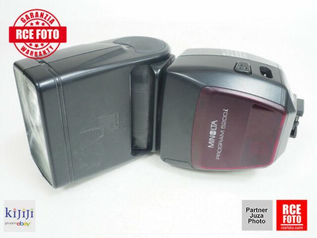 Minolta 5200i SONY A-MOUNT