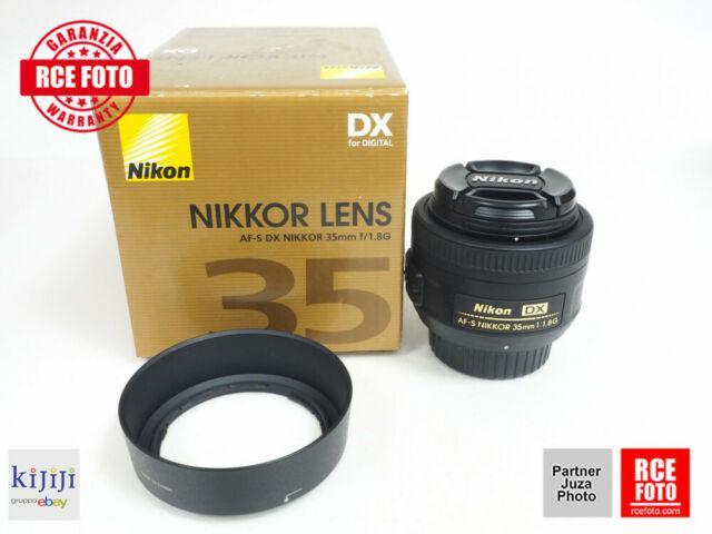 Nikon AF-S DX 35 F1.8 G (Nikon)