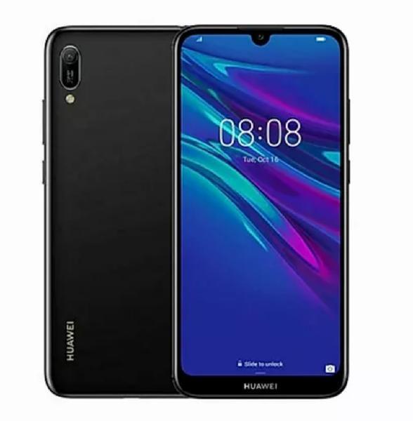 Smartphone huawei cellulare y5 2019 black midnight black