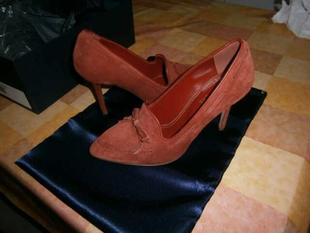 Scarpe sergio rossi originali