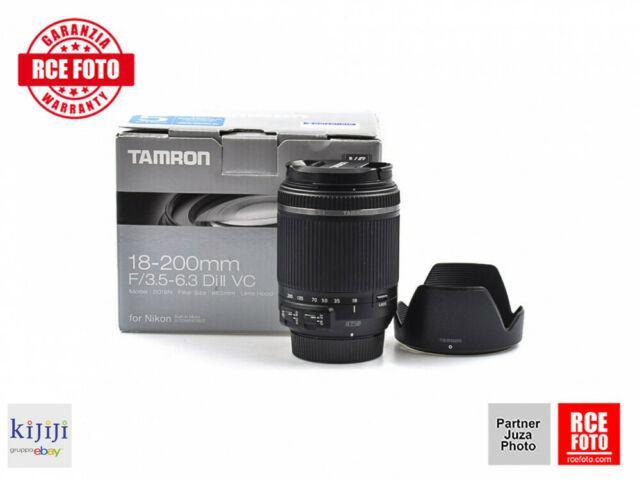 Tamron AF 18-200 F3.5-6.3 Di II VC (Nikon)