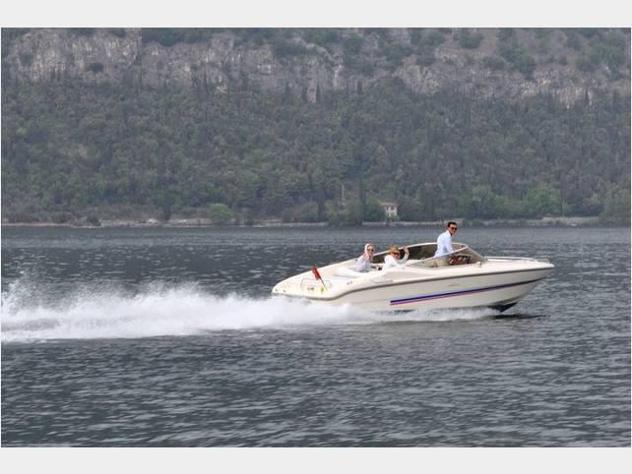 Barca a motorecranchi start 21 anno1992 lunghezza mt7