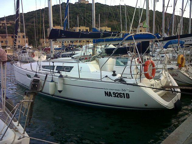 Barca a vela in locazione