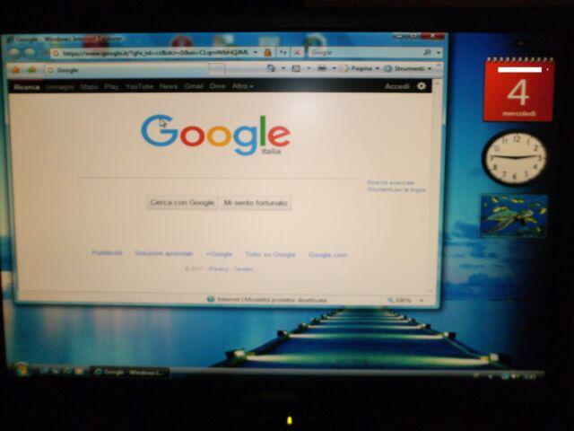 "Monitor schermo lcd 19"" tft olidata"