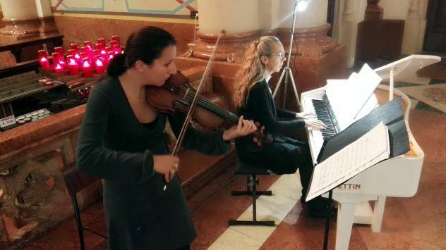 Duo pianoforte e violino