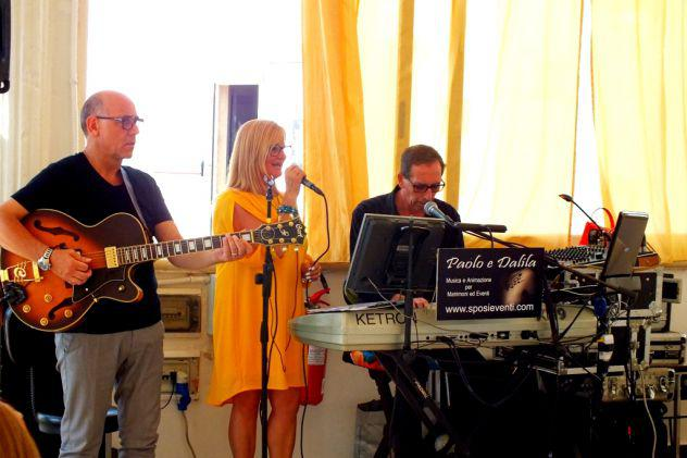 Gruppo musicale per matrimoni Lecce