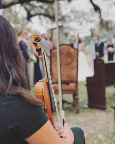 Pianista e violinista per eventi e matrimoni