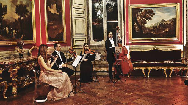 Quartetto d'Archi MICHELANGELO Luxury Events
