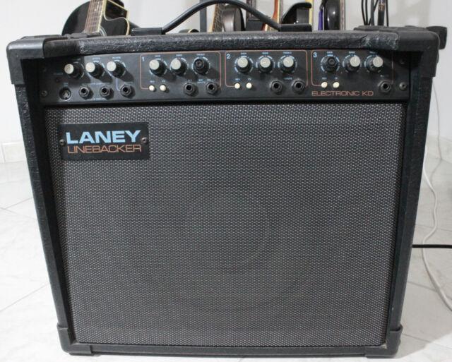 Amplificatore chitarra laney 50w
