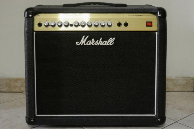 Amplificatore valvolare marshall 50 watt