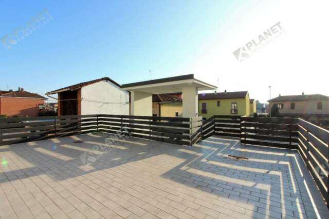 Appartamento trilocale in vendita a trezzo sull'adda