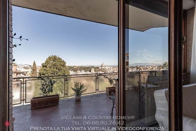 Appartamento di 280mq in via nicolò piccolomini a roma